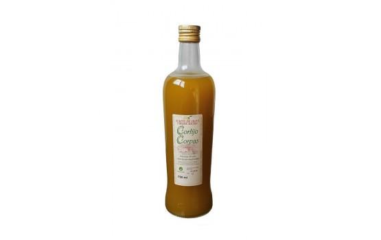 Cortijo Corpas virgen extra 750 ml sin filtrar.