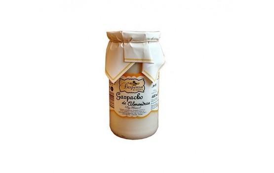 Gazpacho de almendras (ajo blanco)
