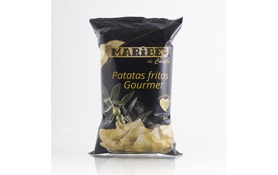 Patatas fritas gourmet 130gr.