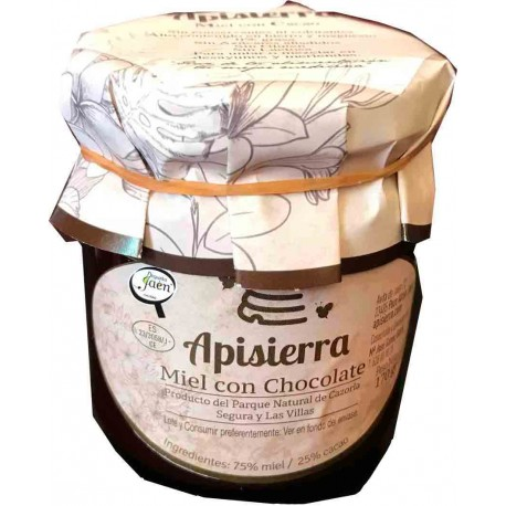 Miel con Chocolate Apisierra