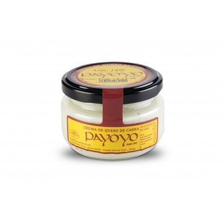 Crema de Queso de Cabra Payoyo