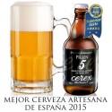 Cerveza Cerex Pilsen